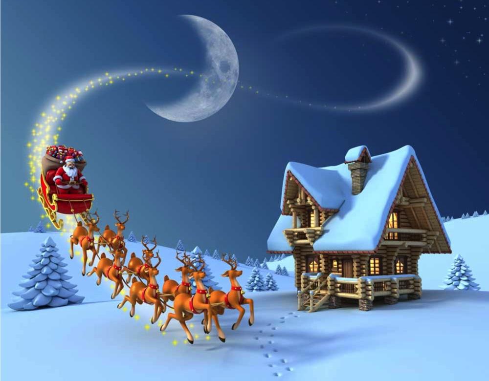 Der Weihnachtsmann verkleinert sich – Der Maklerelf